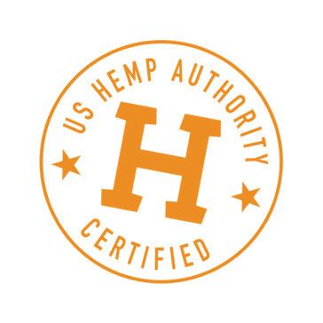 Hemp Extract US Hemp Authority Certified